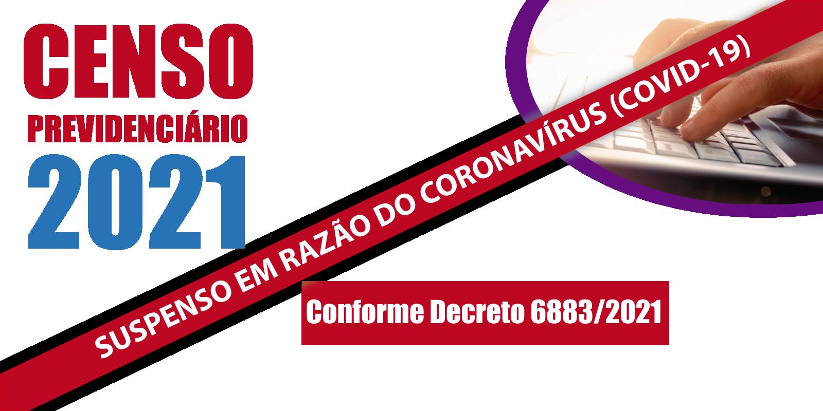 Censo 2021 suspenso